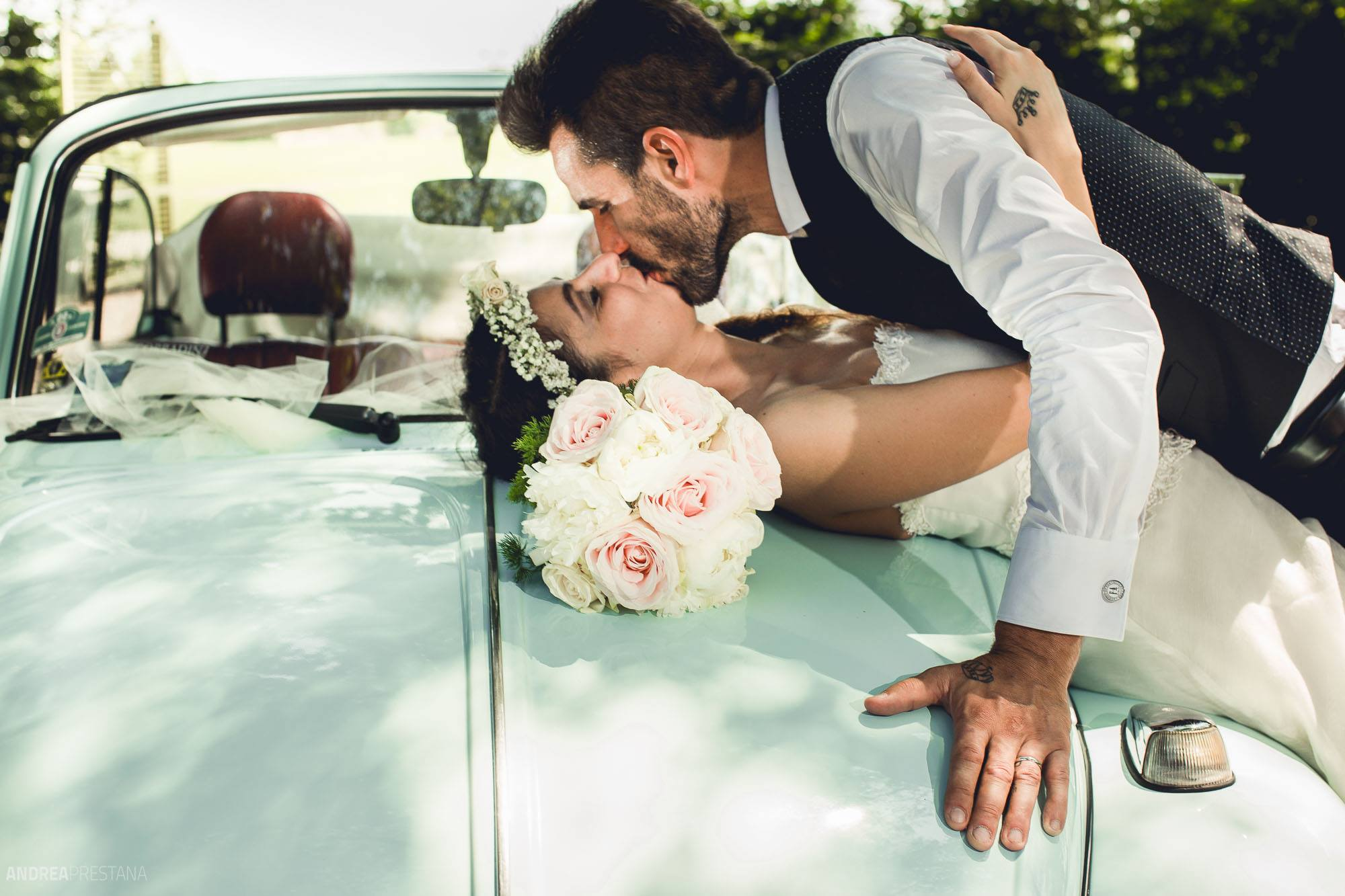 andrea prestana matrimonio