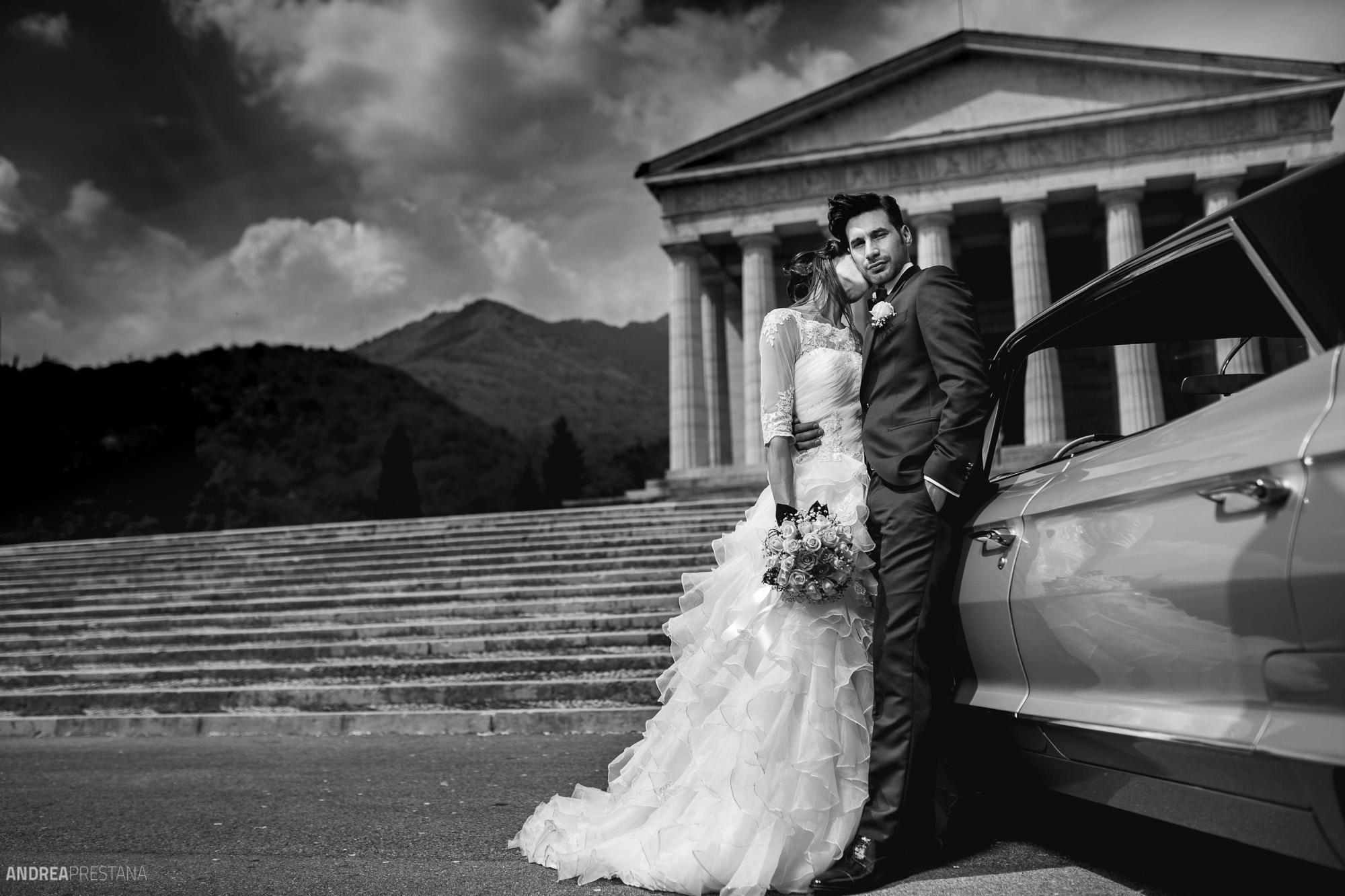 fotografo professionista di matrimoni Montebelluna