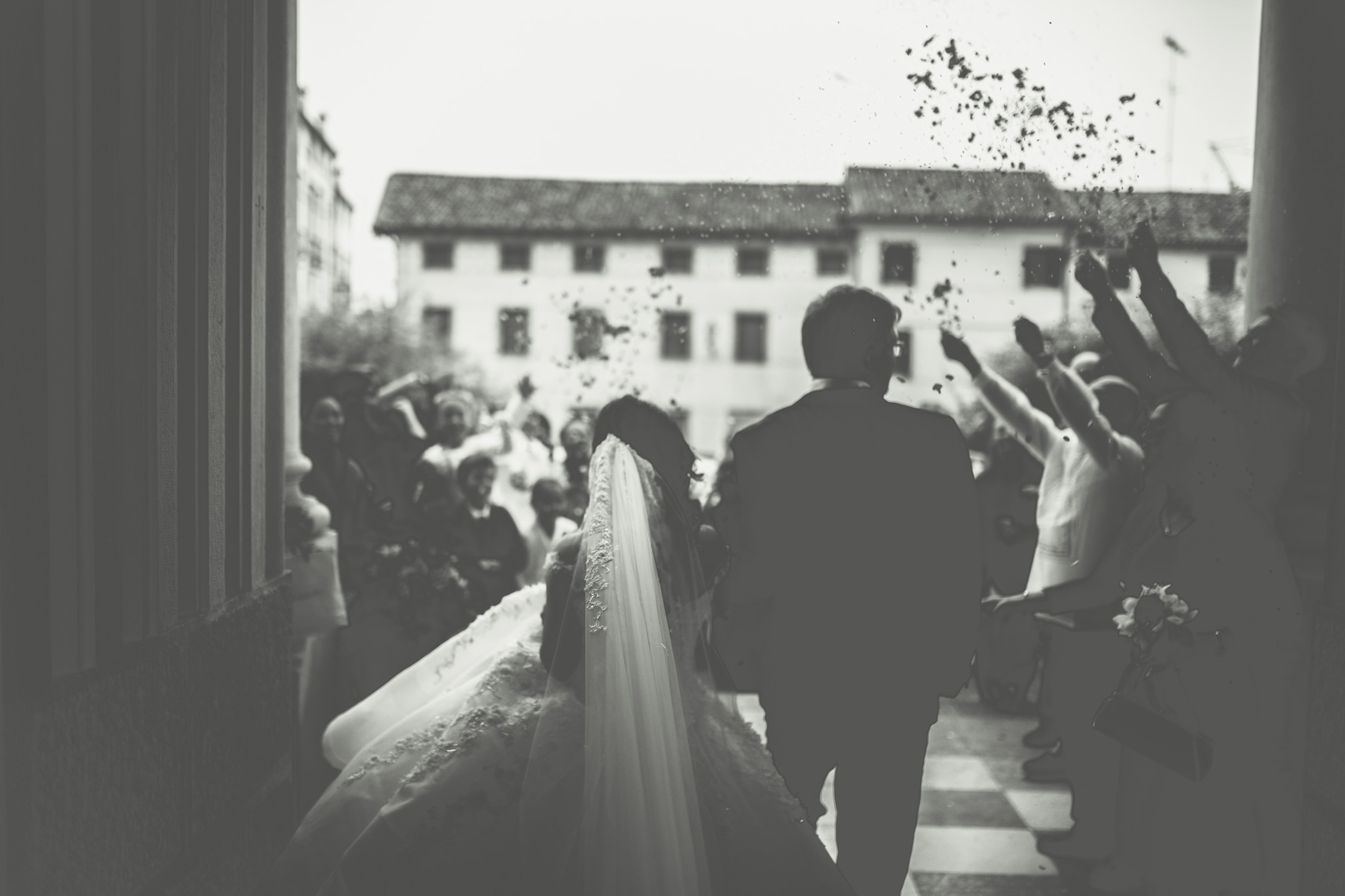 Foto dei risi matrimonio