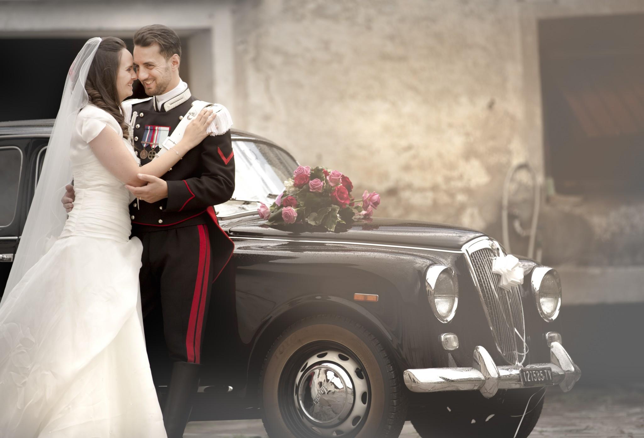 matrimonio carabiniere