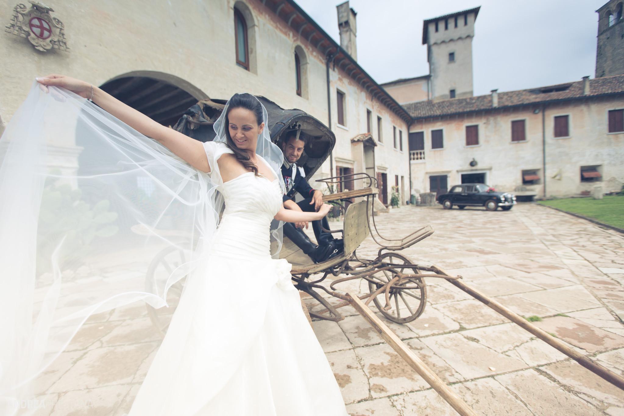Andrea Prestana wedding